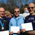 HRR Prize winners at the Fleet Half Marathon