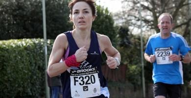 HRR at the Fleet Half Marathon