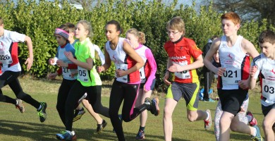 Lord Wandsworth Cross Country